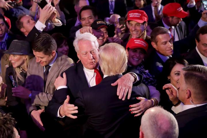 Elhunyt Donald Trump öccse