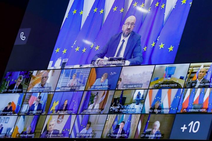 A fehérorosz válságról tárgyalnak az Európai Unió vezetői