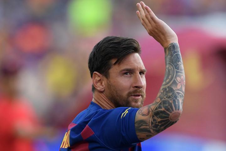 Messi nem hajlandó tárgyalni Bartomeuval