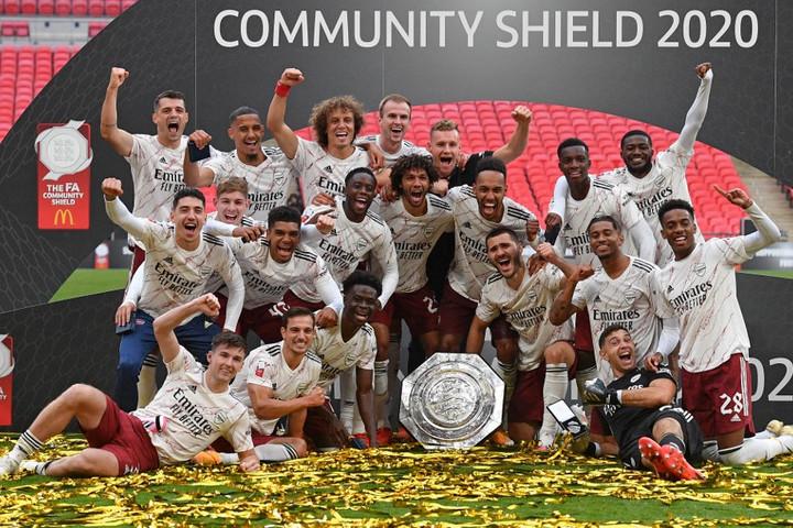 Büntetőkkel az Arsenal nyerte az angol szuperkupát