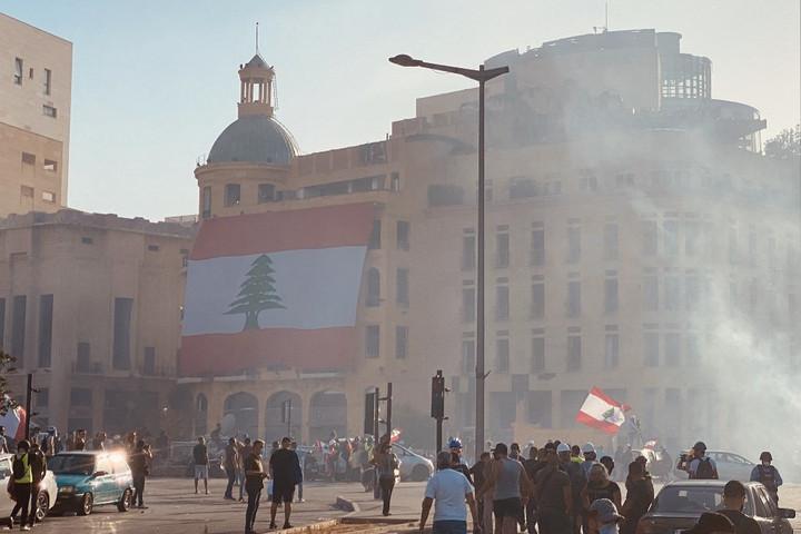Lemond a libanoni kormány