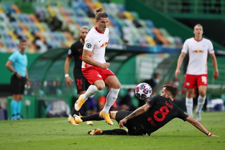 Az RB Leipzig győzelmével először jutott magyar focista BL elődöntőbe