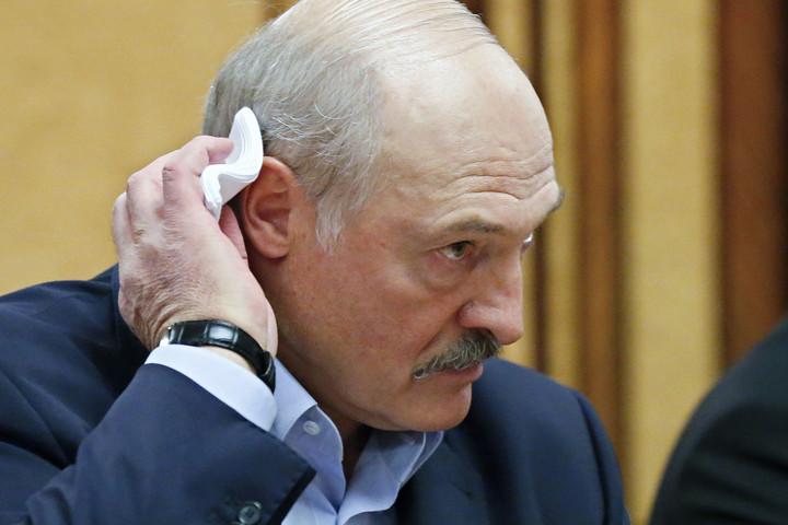 A balti országok beutazási tilalmat rendeltek el Lukasenkával szemben