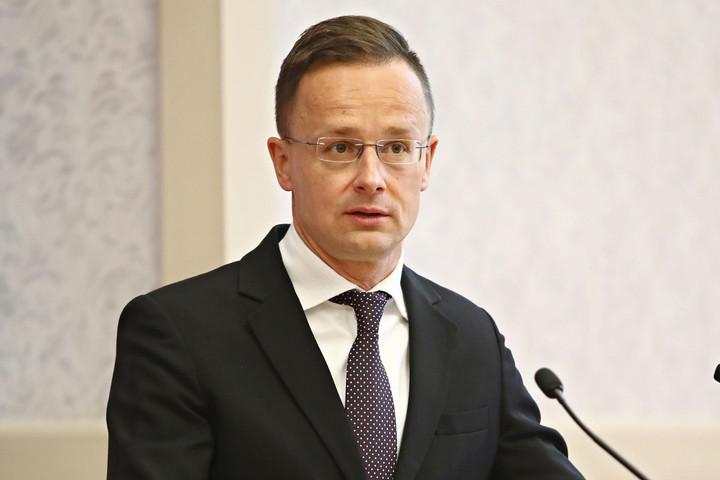 Szijjártó: Magyarországot tisztelet övezi a Fehér Házban