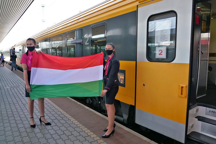 Csehországi magánvasút visz utasokat Budapestről Bécsen át Prágába