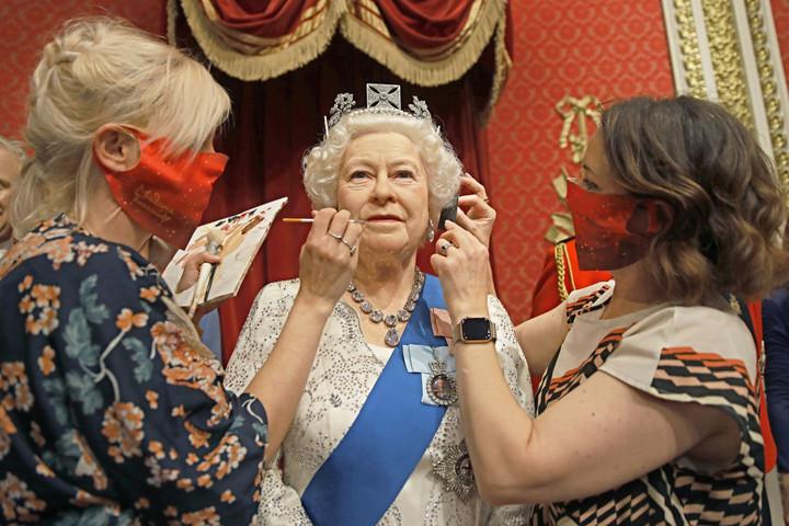 Erzsébet királynő szobra is látható lesz a viaszmúzeumban