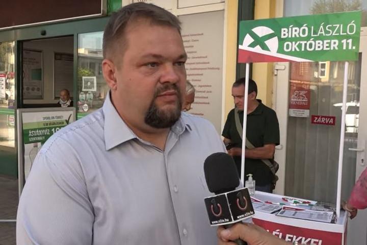 """""""Atiszaújvárosi választáson a baloldali pártok rasszista képviselőjelöltet támogatnak"""""""