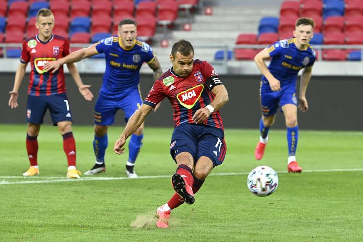 A Fehérvár FC tizenegyesekkel jutott tovább az EL-selejtezőben