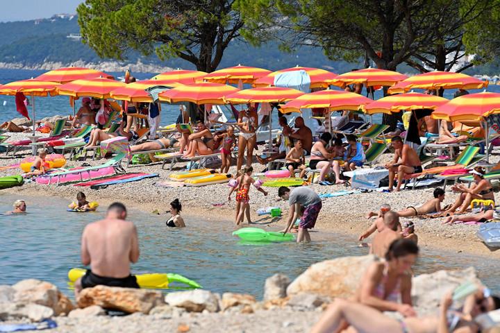 Horvátországban ismét meghaladta a kétszázat a napi új esetek száma