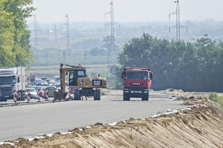 Töretlen lendülettel folytatódnak a közútfejlesztések
