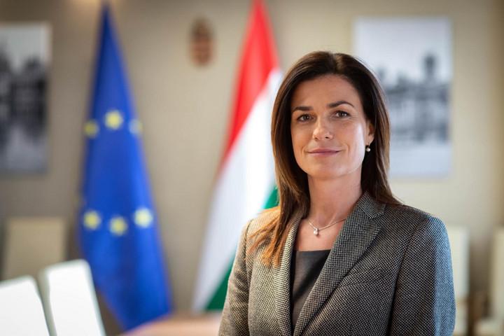 Varga Judit: Az európai alapok nem függhetnek ideológiai kérdésektől