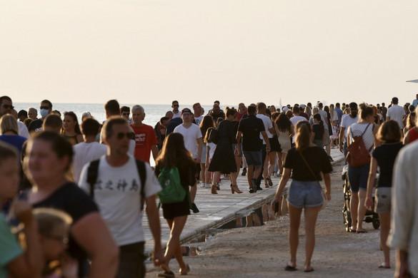 Drámai eredményt hozott, hogy Horvátország megnyitotta határait a turisták előtt