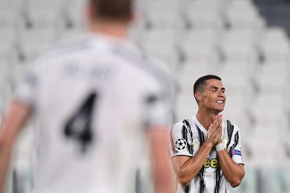 A Real Madrid és a Juventus is kiesett a BL-ből