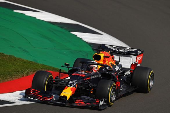 Forma-1: Verstappen nyert Silverstone-ban