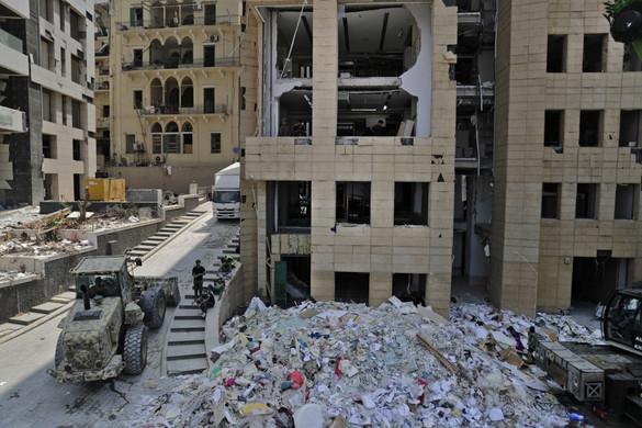 Szükségállapotot vezettek be a libanoni fővárosban