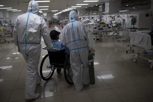 A fertőzöttek száma már 45,6 millió világszerte