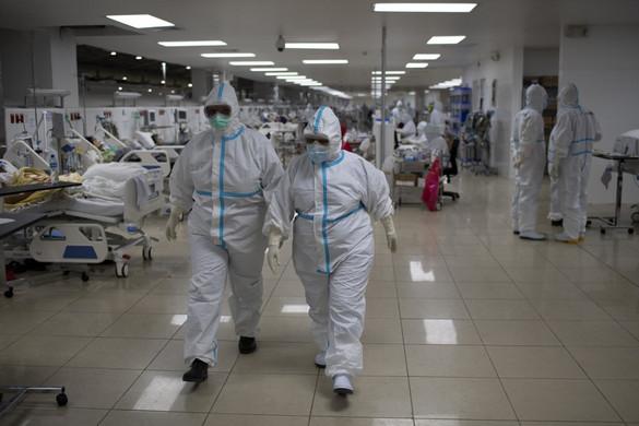 A világban 27,2 millió a regisztrált fertőzöttek száma