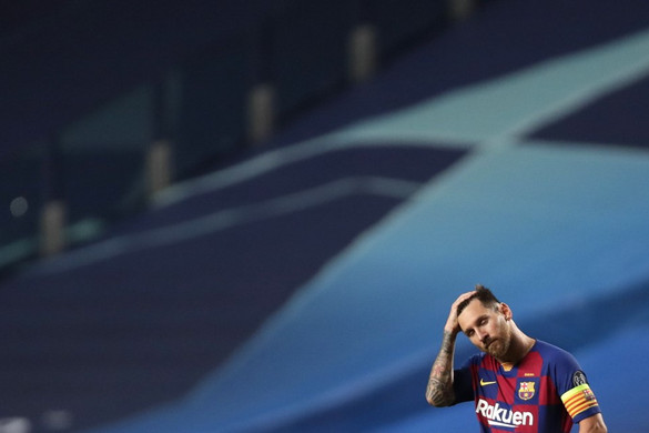 Hivatalossá vált, hogy Messi távozni akar a Barcelonától