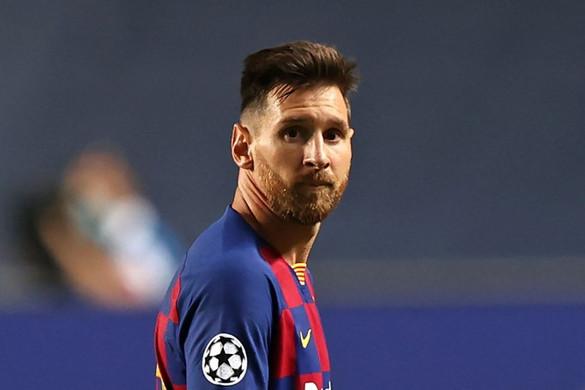Messi mégsem vesz részt a Barcelona vasárnapi koronavírustesztjén