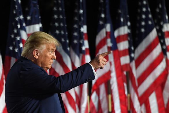 Donald Trump hivatalosan is elnökjelölt