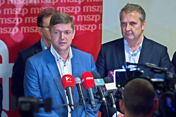 MSZP: Tisztogatásba kezdett Tóth Bertalan
