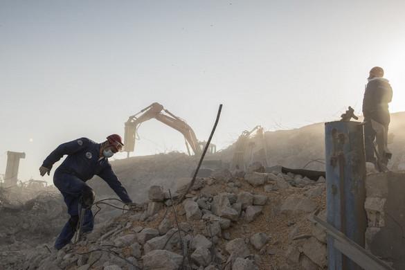 Sok külföldi munkás és sofőr tűnt el a bejrúti robbanásban