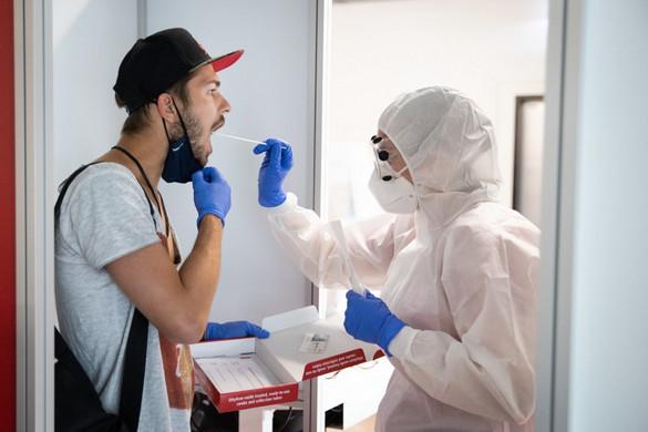 Április vége óta nem volt ilyen sok új fertőzés Németországban
