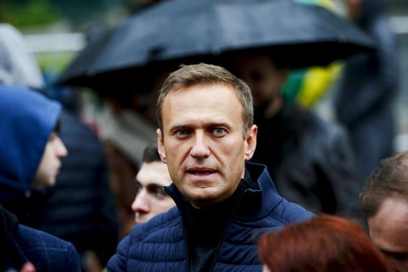 Javult az orosz ellenzéki politikus állapota