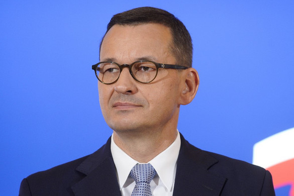Morawiecki elutasította a jogállamiság önkényes értékelését