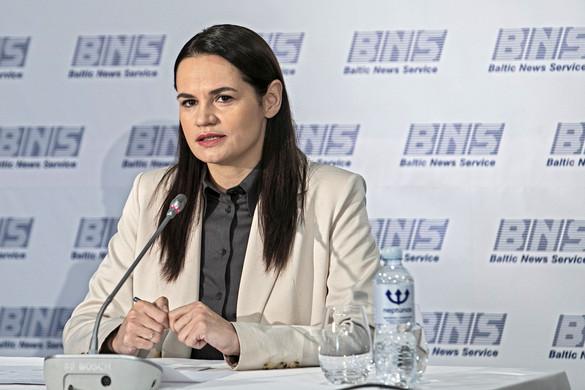 A fehérorosz ellenzék vezetője felszólal az ENSZ Biztonsági Tanácsában