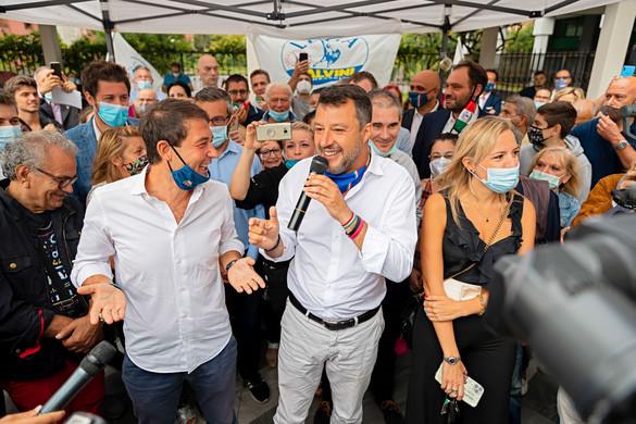 Salvini egyre erősebb, Conte bekeményítene