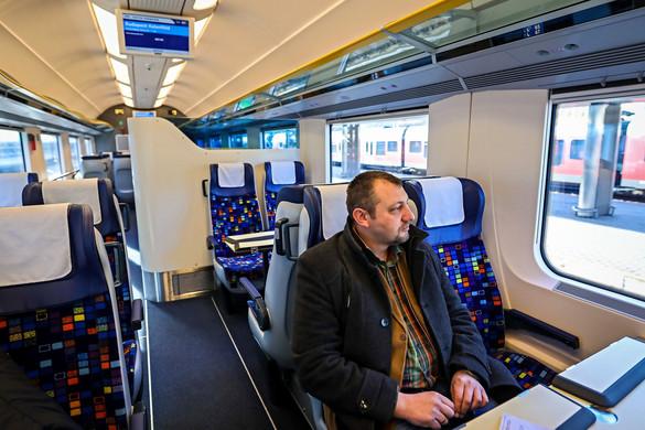 InterCity-kocsikkal újít a MÁV