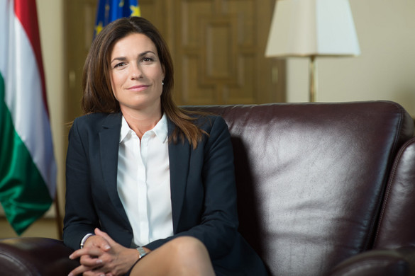 Varga Judit: Magyarország maximálisan támogatja az európai szolidaritást