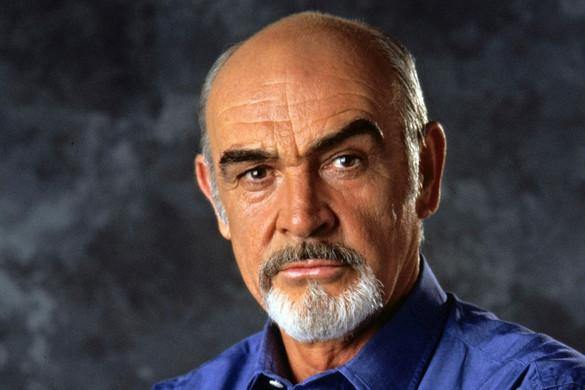 Kilencvenéves Sir Sean Connery
