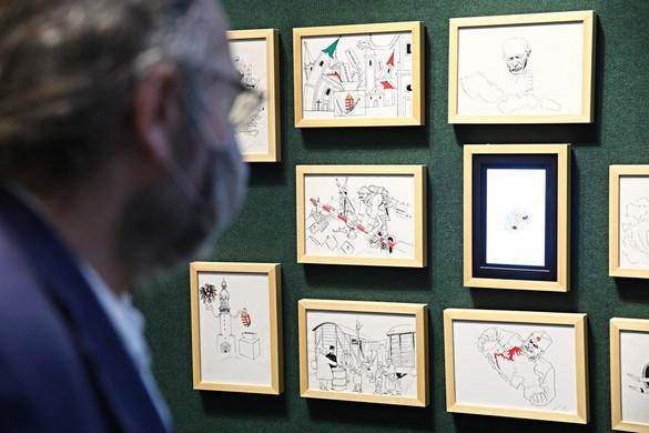 Egymillióan látták Jankovics Marcell Trianon-kiállítását