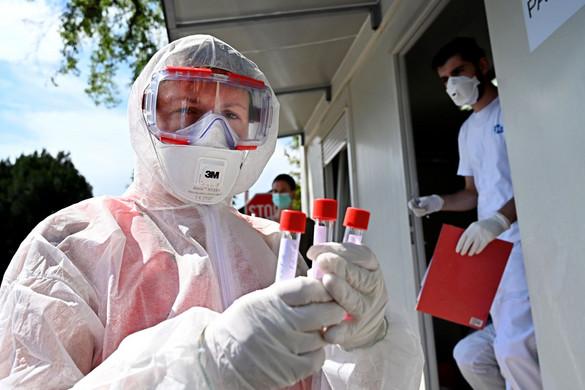 Világszerte 26,2 millió a regisztrált fertőzöttek száma