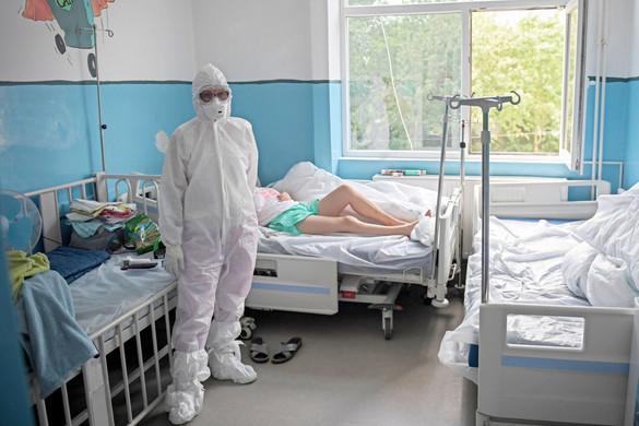 Aggasztó vírusadatok érkeztek Európából