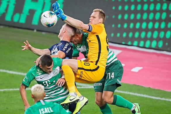 Reményteli, hogy Rebrovval még veretlen a Fradi idegenben a nemzetközi kupameccseken