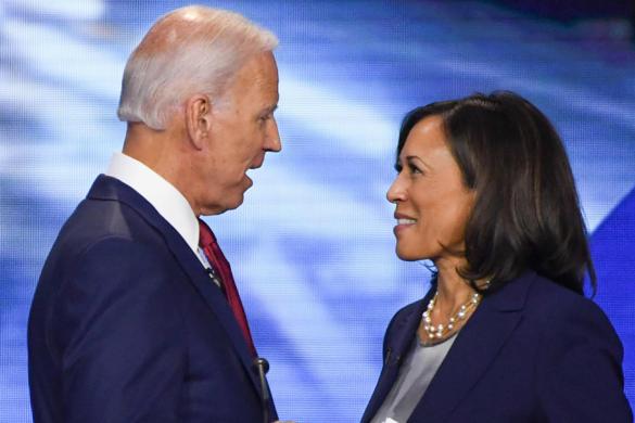 A radikális baloldali Kamala Harris lesz Joe Biden alelnök-jelöltje