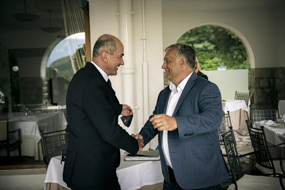 Orbán Viktor részt vesz a bledi fórumon