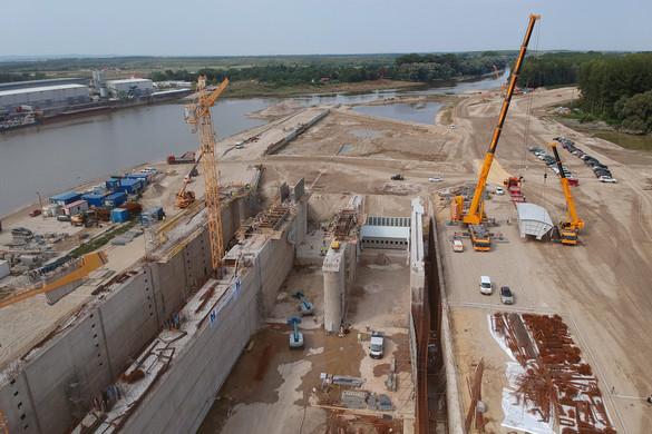 Hajózható lesz Győrnél is a Duna