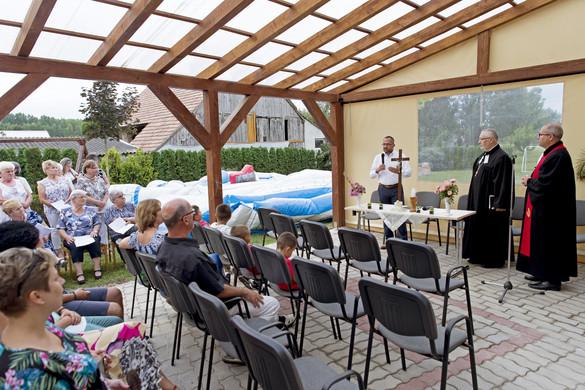 Mintegy nyolcszáz település egyházközössége nyert forrást a Magyar falu programban
