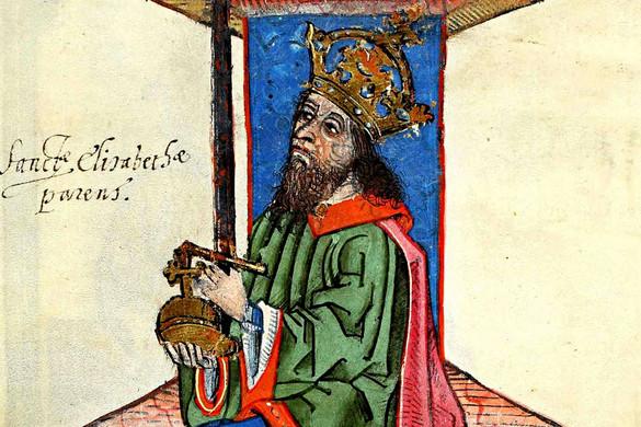 II. András király  kései házassága