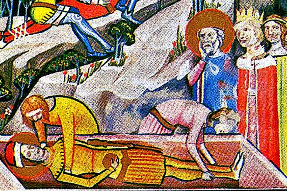 Egy Árpád-kori családi tragédia