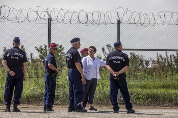 Jelentősen megnőtt a migrációs nyomás a magyar-szerb határon