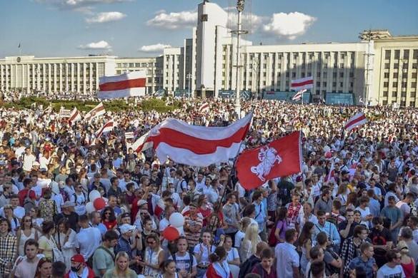 """""""Magyarországnak szolidaritást kell tanúsítania a belorusz nép iránt"""""""