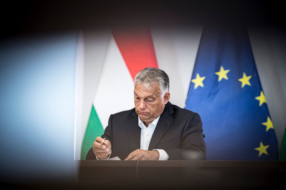 Orbán Viktor: Magyarország megvétózza az uniós büdzsét és a helyreállítási alapot
