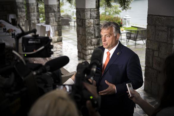 Orbán: Karácsony építsen ki megfelelő munkakapcsolatot a kormány operatív törzsével