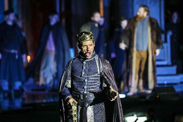 A Bánk bán prózai, operai és tantermi változatát is bemutatja a Nemzeti Színház