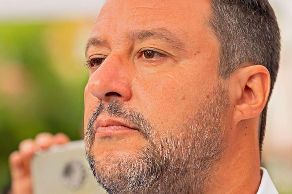 Újra megtámadták Salvinit